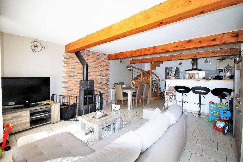 Maison de village Carcassonne 4 pièce(s) 110 m2
