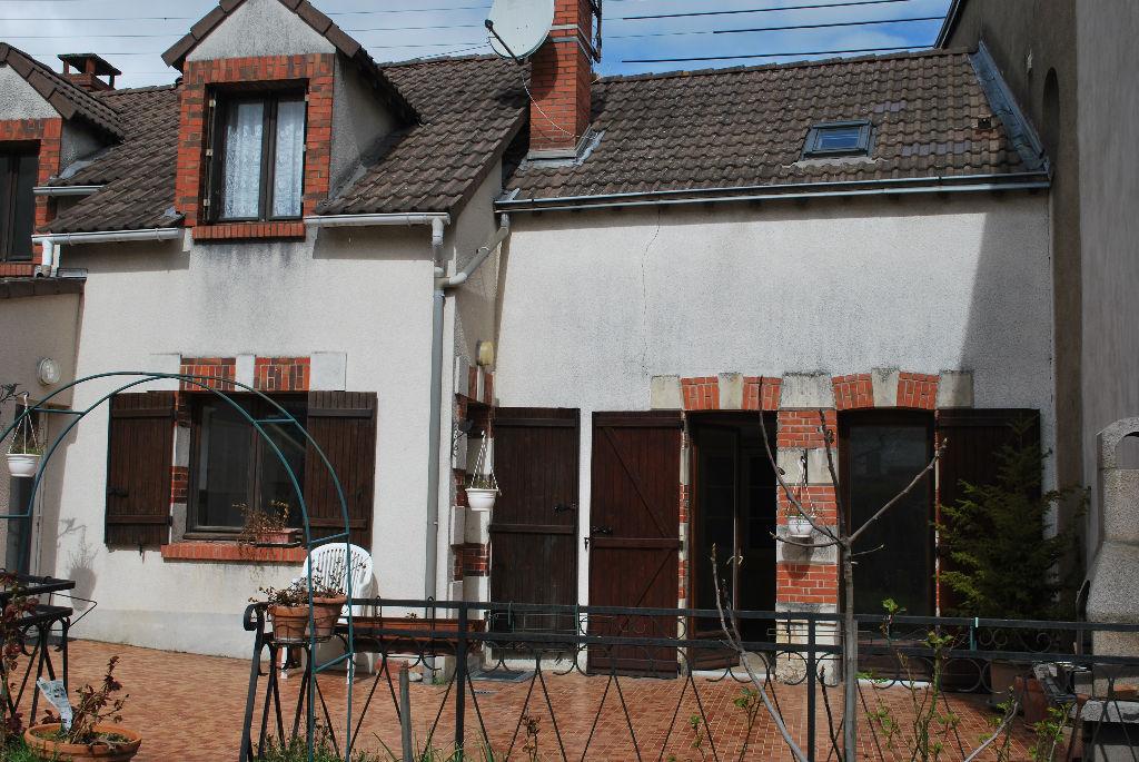 Maison de ville Orleans 4 pièce(s) 95 m2