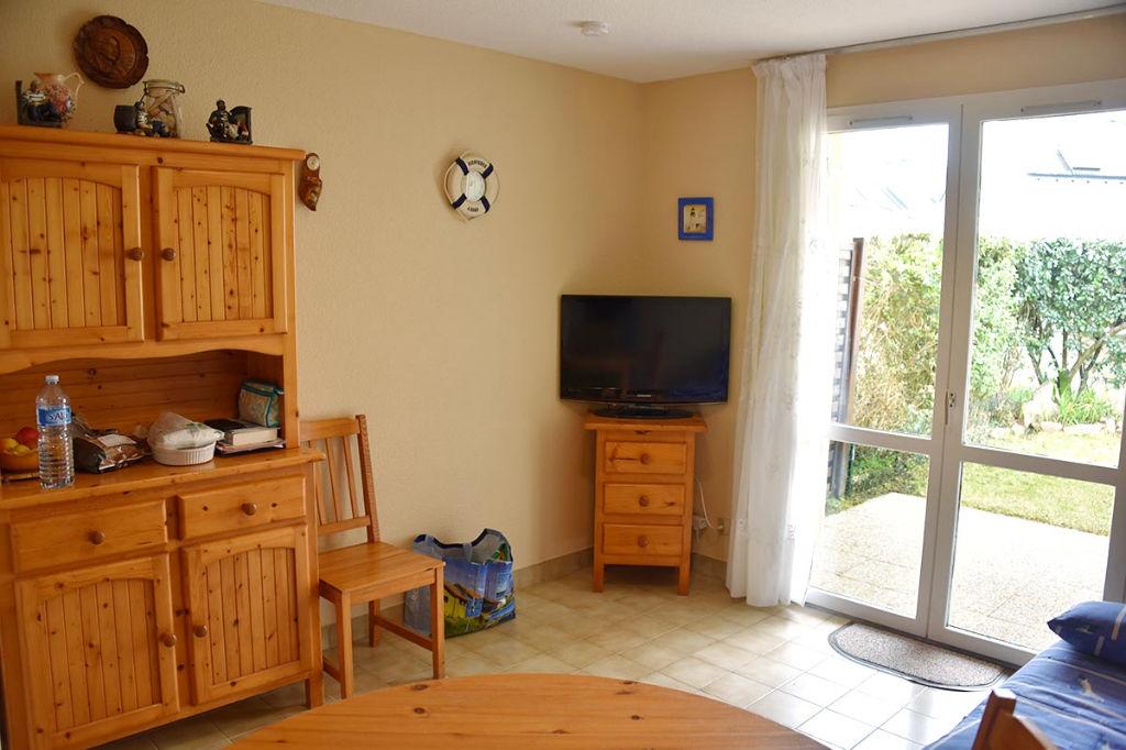 Bel Appartement T2 avec jardin Proche Mer St-Philibert