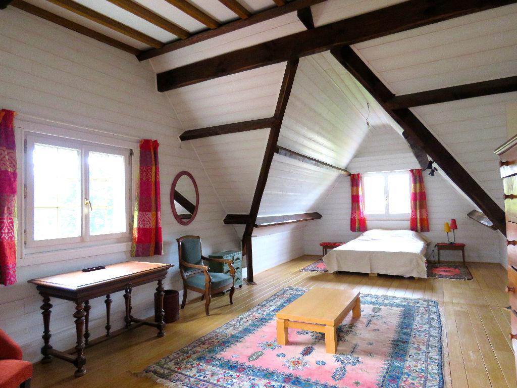 Maison Treillières proximité la Chapelle/Erdre - 300 m2 - Piscine - Terrain 6000 m2