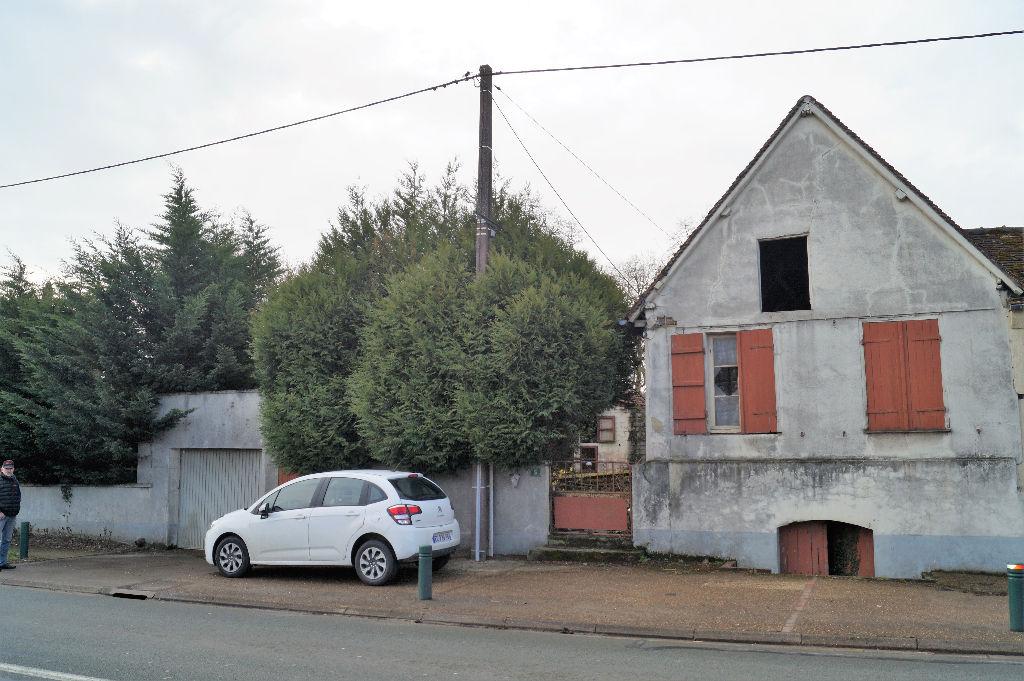 Maison Saint-aubin-en-bray 3 pièce(s) 76 m2