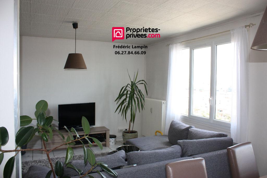 Appartement 2 pièce(s), 57 m2, balcon