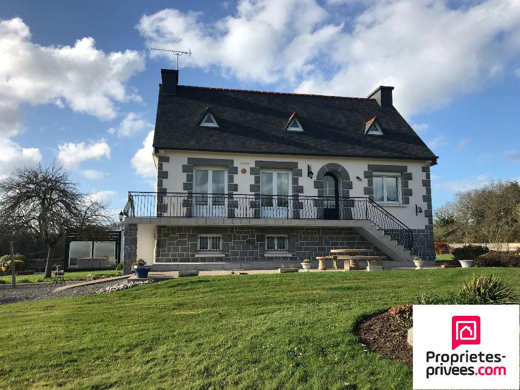 Maison Plehedel 4 pièce(s) 106 m2