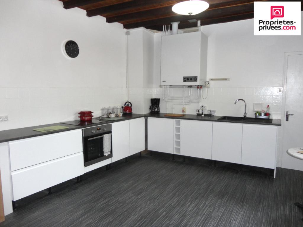 Maison La Chapelle De Brain 8 pièce(s) 157 m2 garages