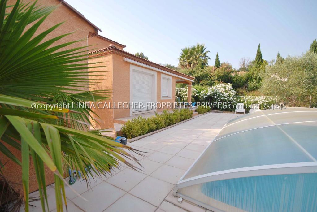 Belle Villa de 4 chambres avec piscine à Pezenas