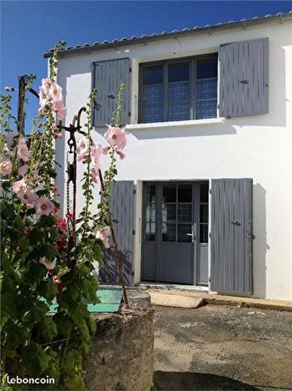 Très jolie Maison de Pays à Saint Denis D Oléron, Île d'Oléron, 3 pièce(s) 76 m2