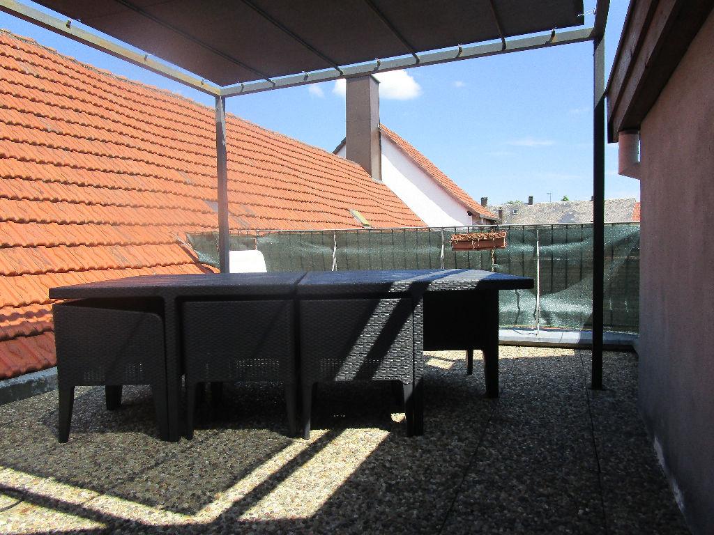 Appartement Haguenau 3 pièce(s) 93 m2