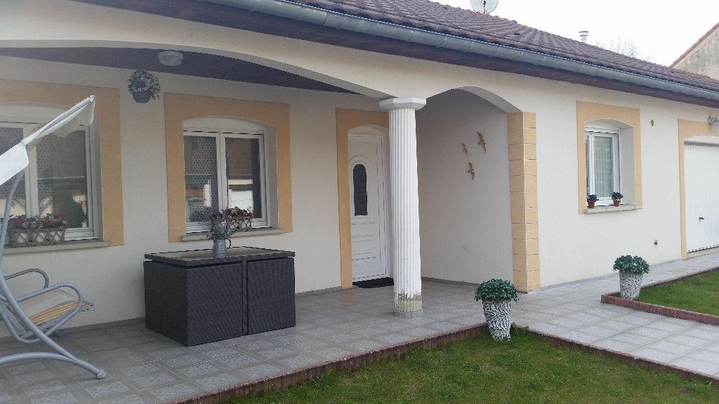 Belle Maison individuelle récente de 125 m² habitable et de Plain pied