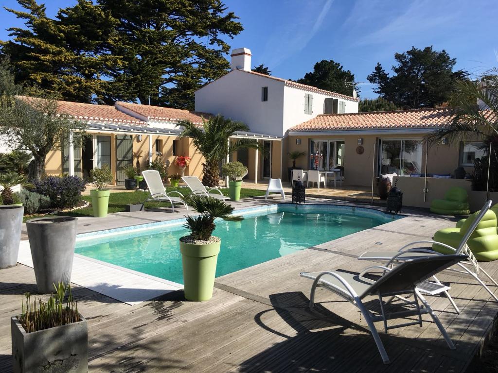 Maison Noirmoutier En L Ile 6 pièce(s) 175 m2