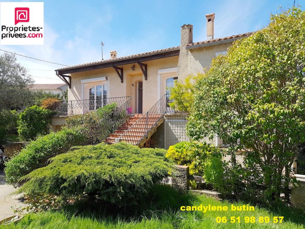 Villa T 6 pièce(s) 180 m2 AVEC GARAGE /piscine/ sur  1310m² de terrain