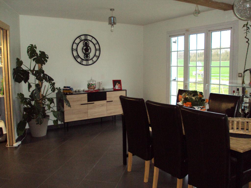 Maison individuel 100 m²