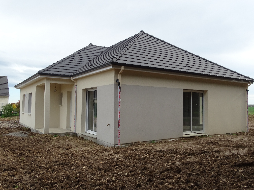 Chatillon Coligny 45230 - Maison à terminer