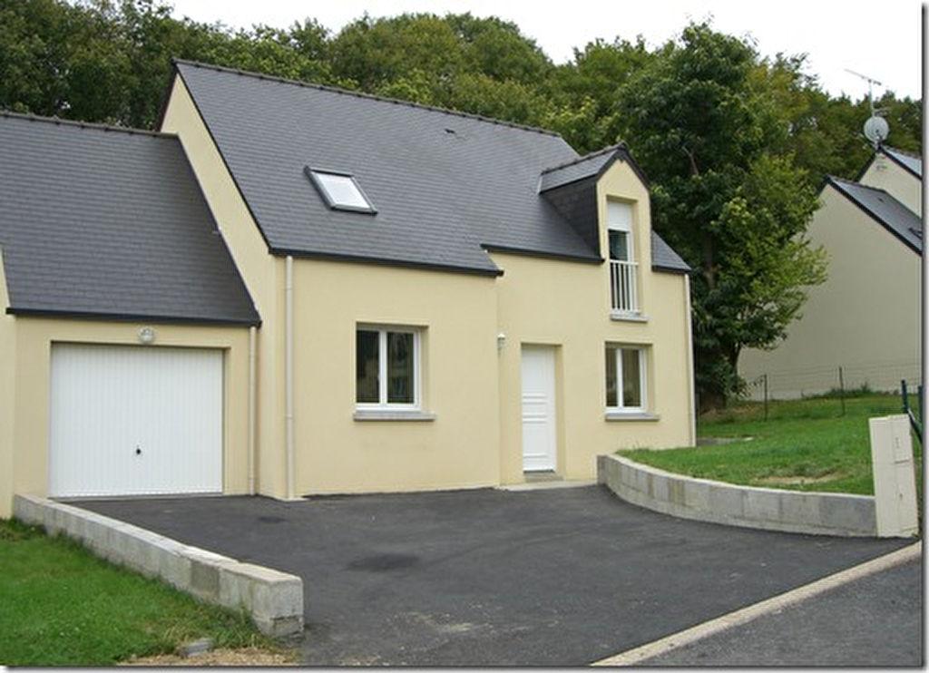 Maison Guipry Messac  6 pièce(s) 95 m2