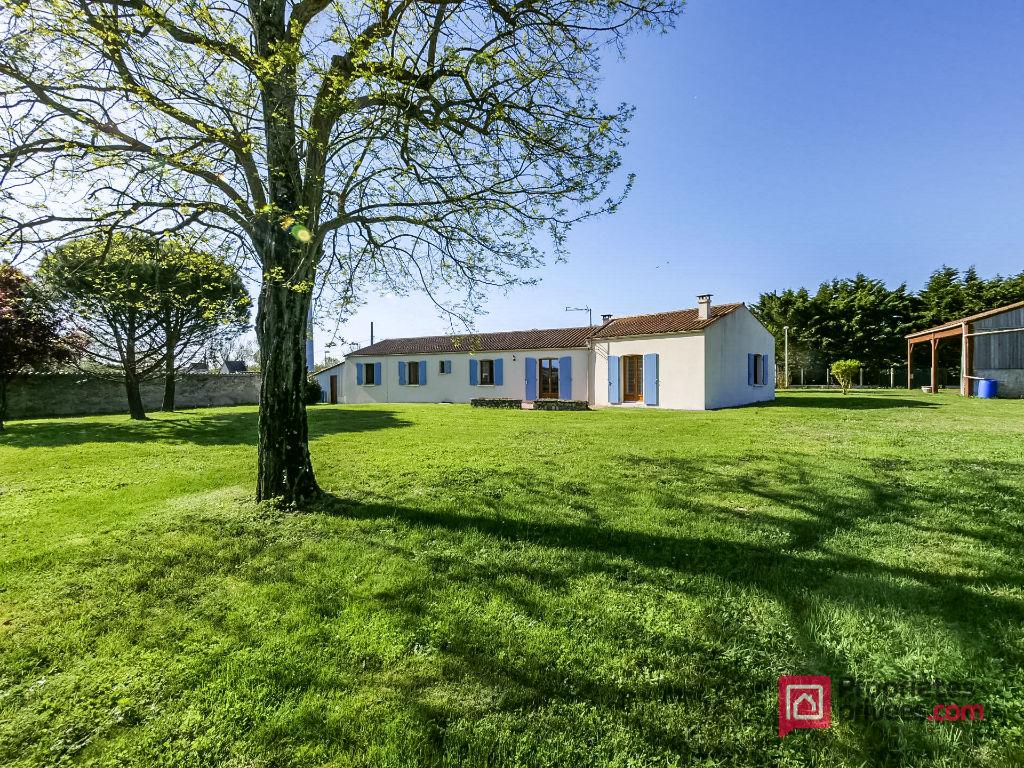 LA ROCHELLE Maison 142 M2 - 3 CH et 1 bureau - Saint Sauveur D Aunis 6 pièce(s)