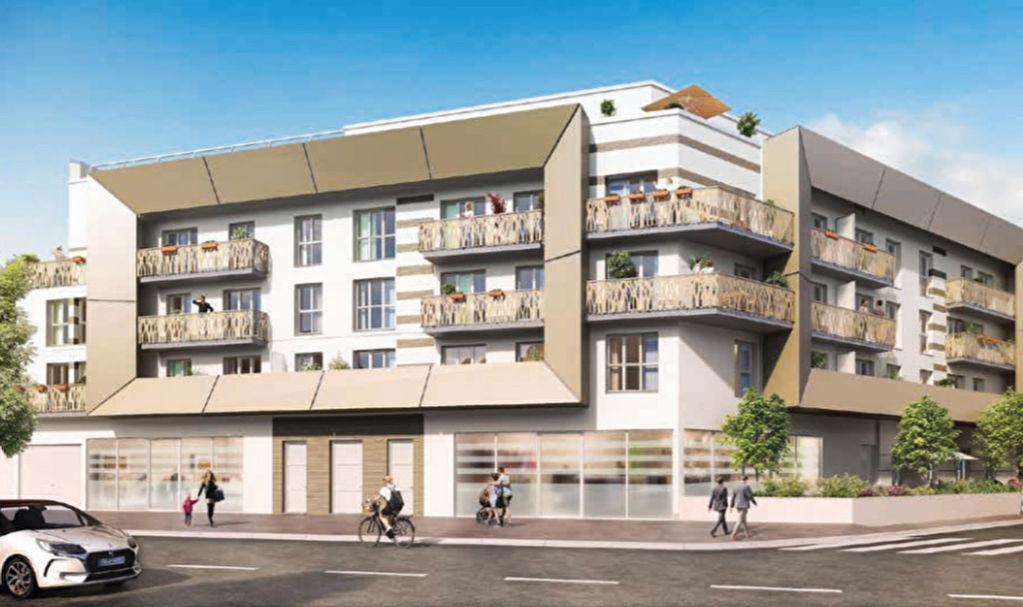 Appartement T2 - 49m2 - VILLEPINTE (93420)