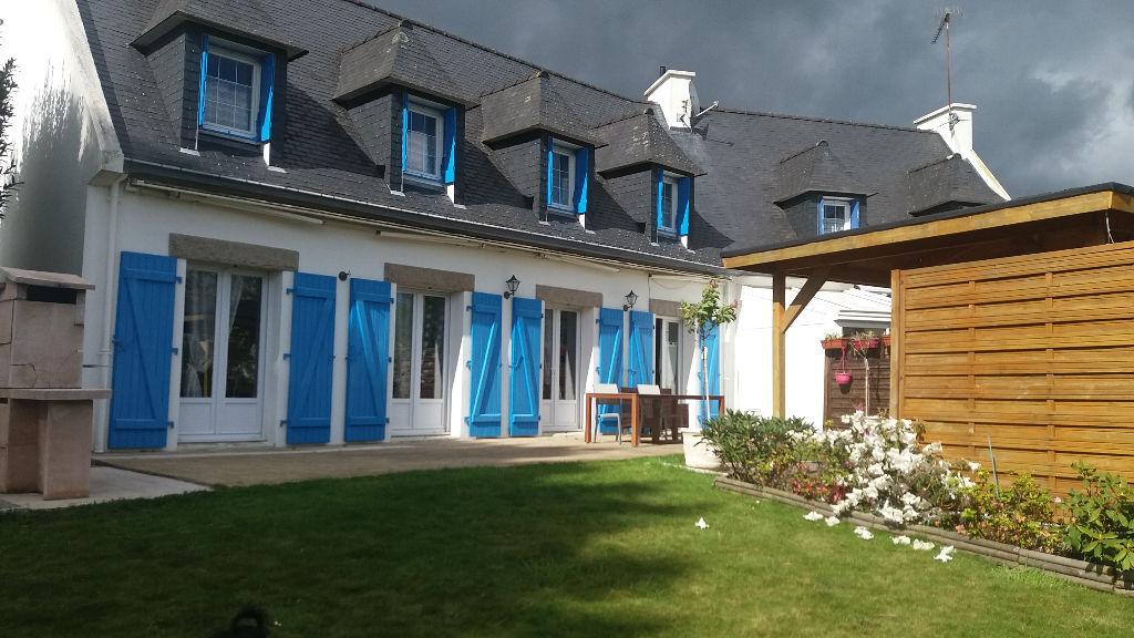 Maison Pleuven 7 pièce(s) 153 m2