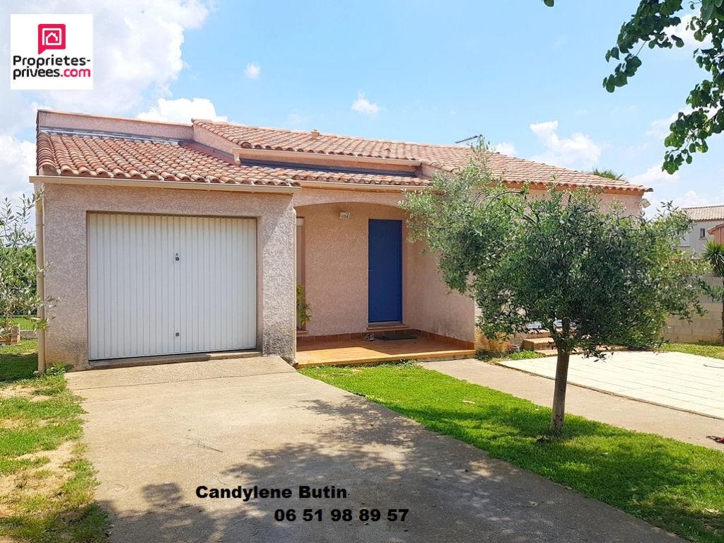 Villa T4 DE PLEIN PIED   GARAGE SUR 423 M2