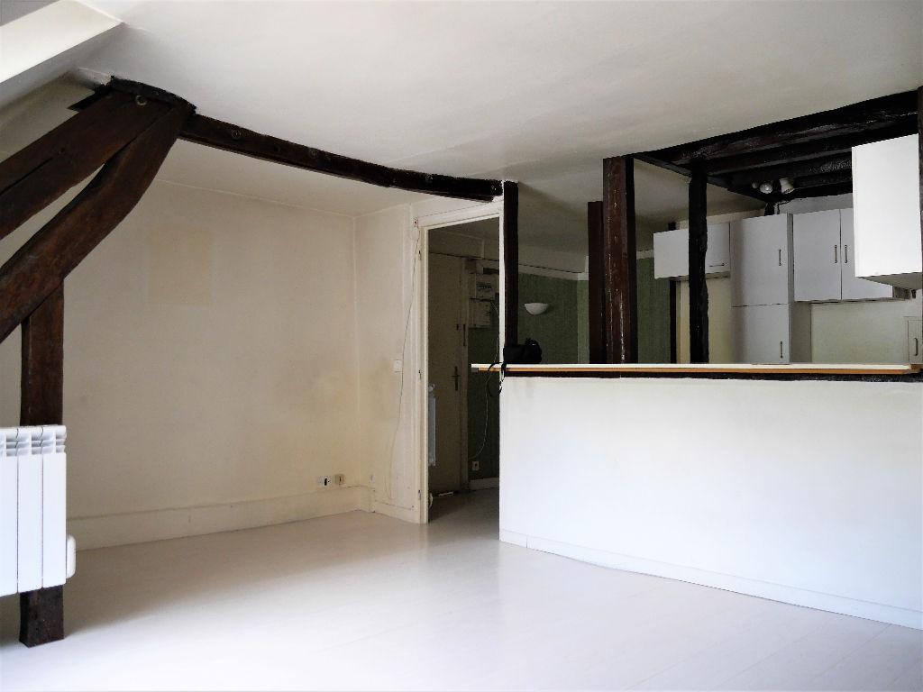 Appartement + parking 78 m2 Dreux centre