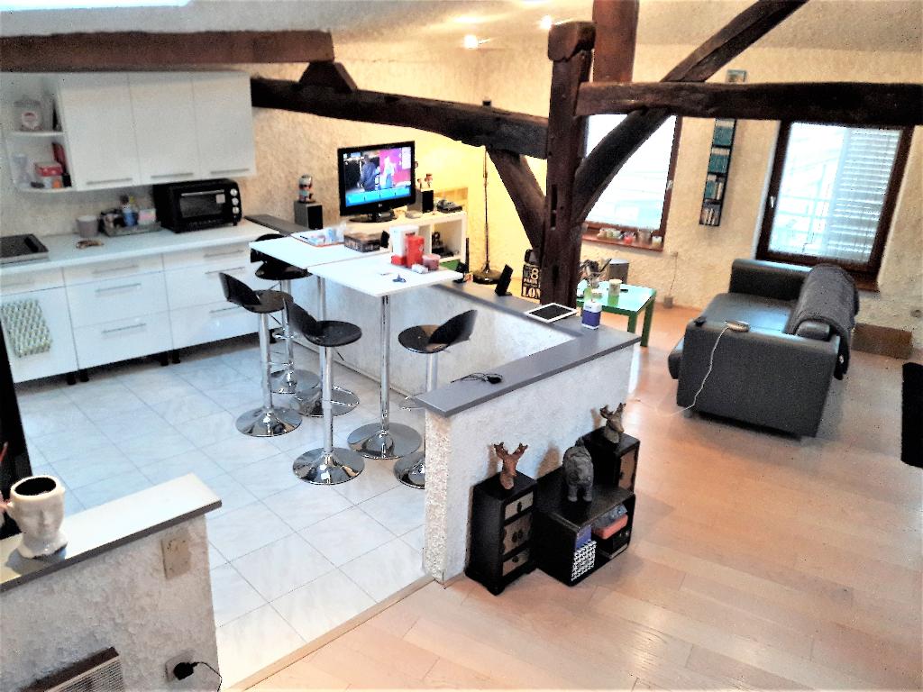 Appartement Chalons En Champagne  T3/T4 pièce(s) 101 m2