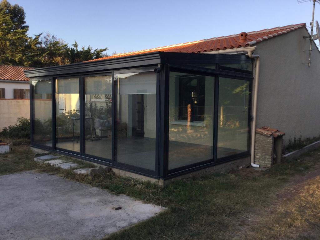 Maison Saint Georges D'Oleron 4 pièce(s) 88 m2 au milieu d' un terrain de 1750 m²