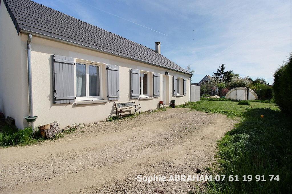Maison Angerville 4 pièce(s) 80 m2