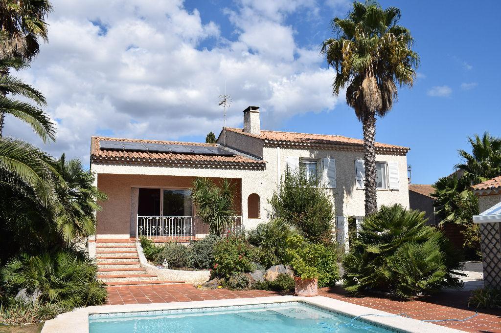 Villa familiale Agde