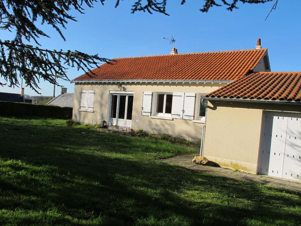 Maison Ambillou Chateau - 7 pièce(s) 115 m2