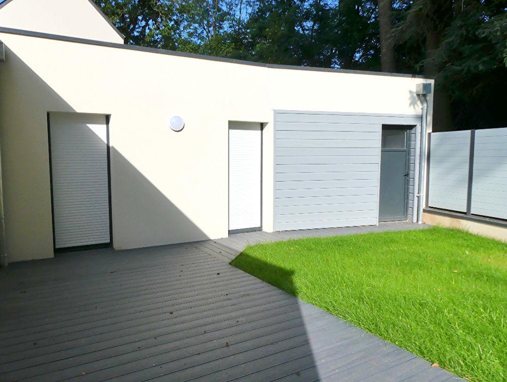 Maison de plain-pied Nantes 109 m2