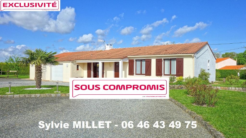 Maison Remouille 5 pièce(s) 95 m2
