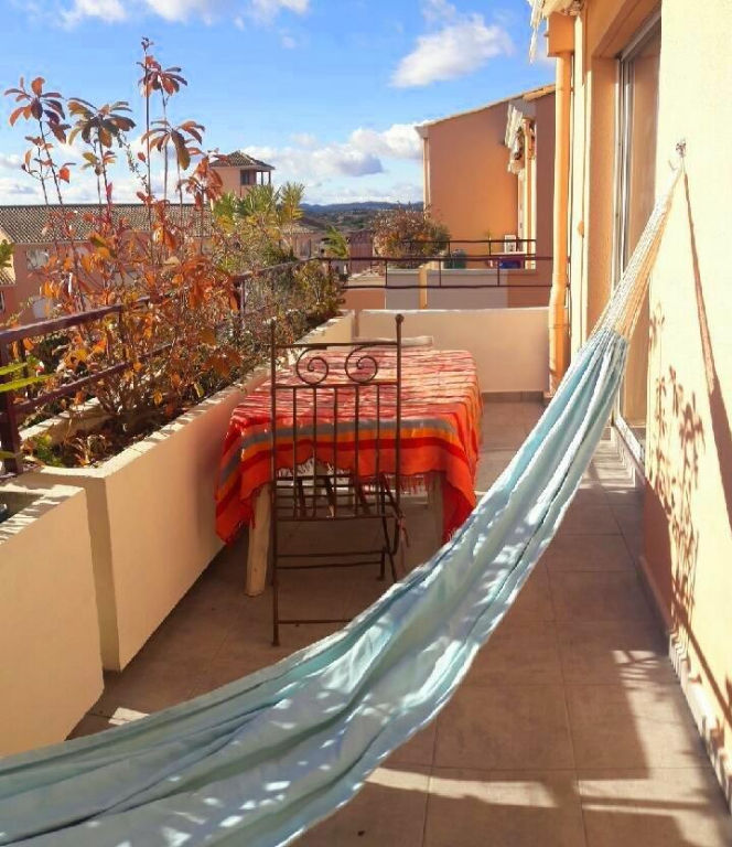 MONTPELLIER Celleneuve, T4 dernier étage avec terrasse