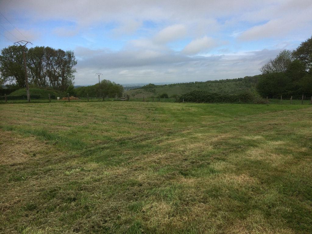 10 mn de Gournay, 35 mn de Beauvais Terrain à bâtir 1200 m2