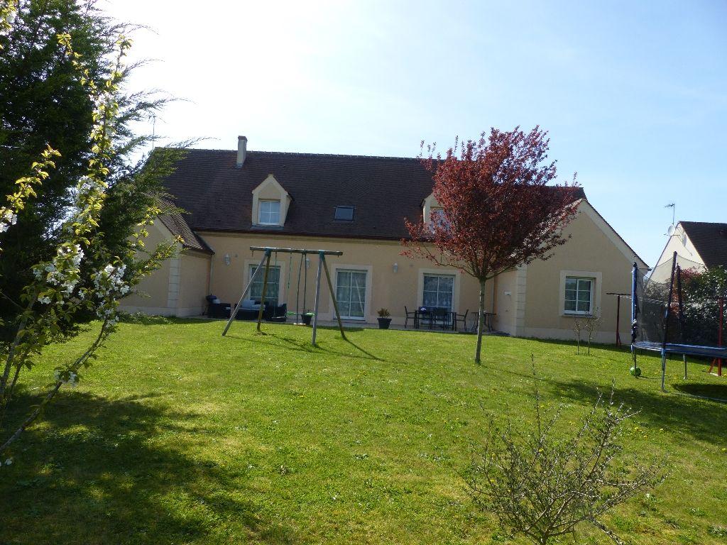 Vente maison r cente 300 m sainte gemme moronval 28500 for Vente maison recente