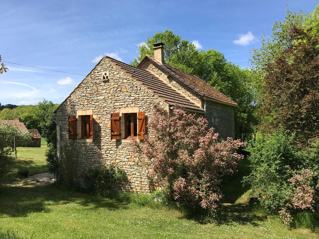 Maison Campagnac Les Quercy 4 pièce(s) 85 m2