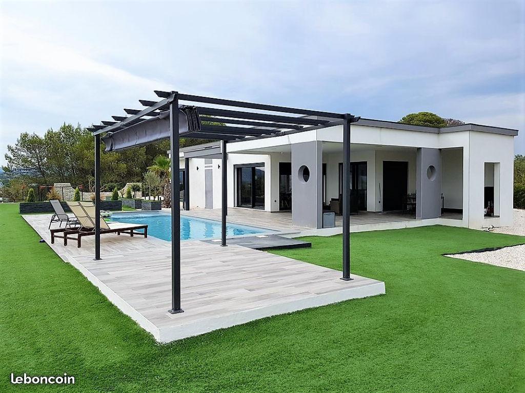 Villa contemporaine d'exception à ALES