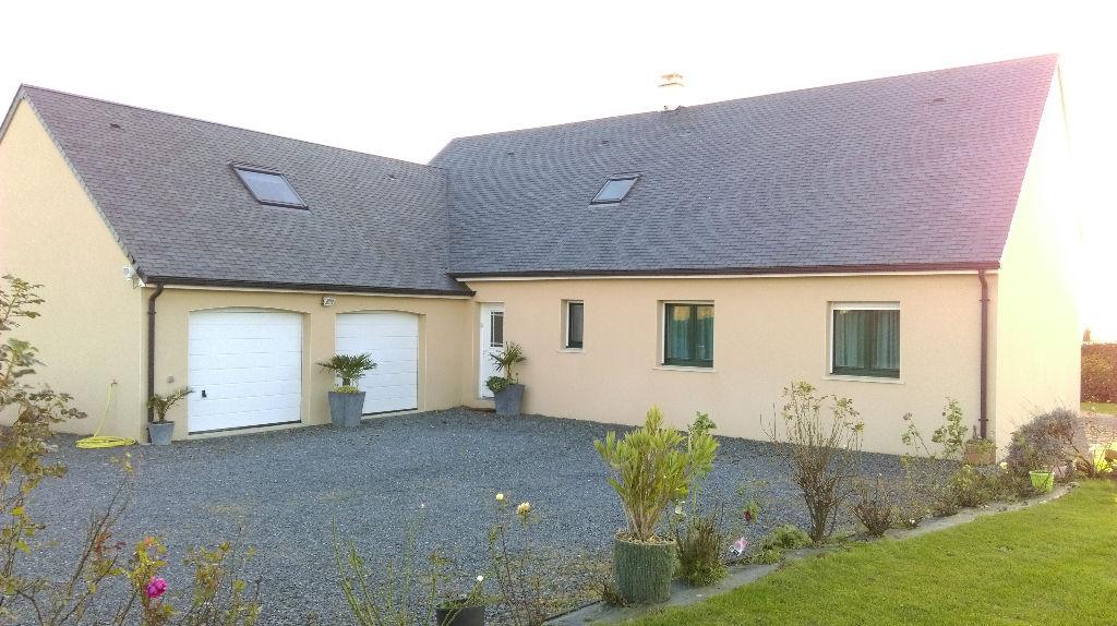 Maison Montmartin Sur Mer 6 pièce(s) 200 m2