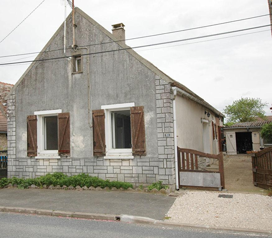 Maison Authon La Plaine 4 pièce(s) 60 m2 à rénover