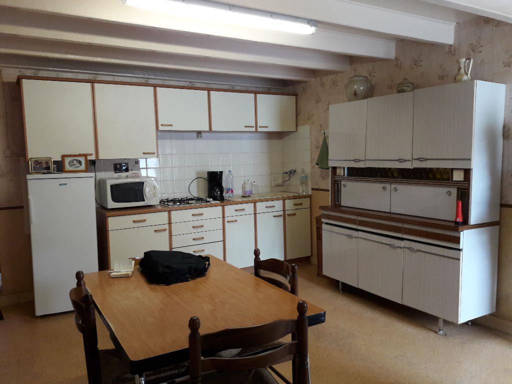 Maison Vouhe 4 pièce(s) 94 m2