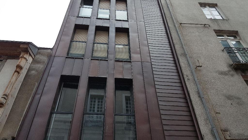 Appartement Nantes Centre Bouffay 1 pièce(s) 24.78 m2