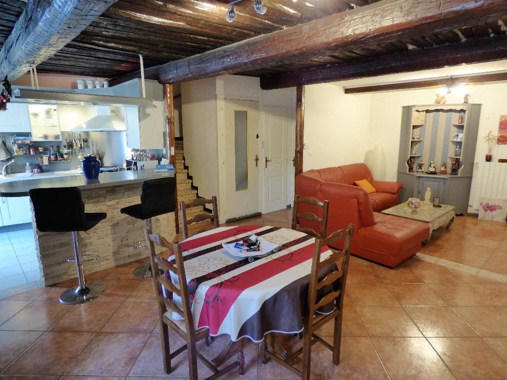 Maison Magalas 3 pièce(s) 90 m2 avec grenier aménageable de 38 m² et garage