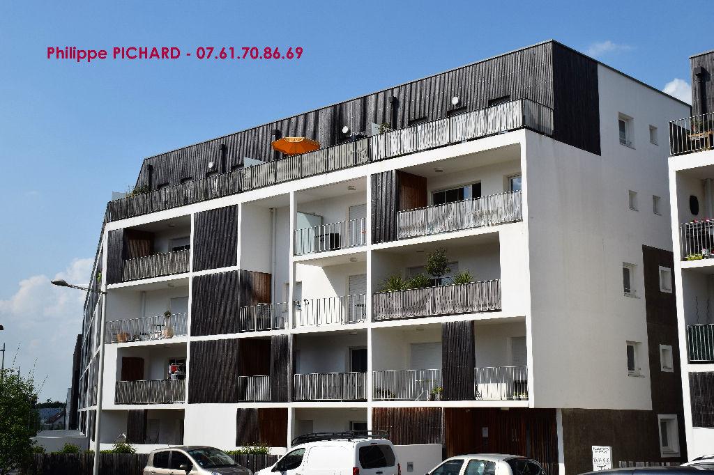 NANTES BEAUJOIRE - APPARTEMENT T3 65m²  2012