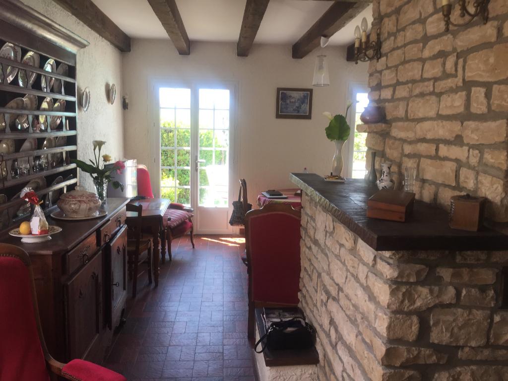 Maison de Village et son Studio de 1968 Saint Denis D'Oleron 6 pièce(s) 145 m²