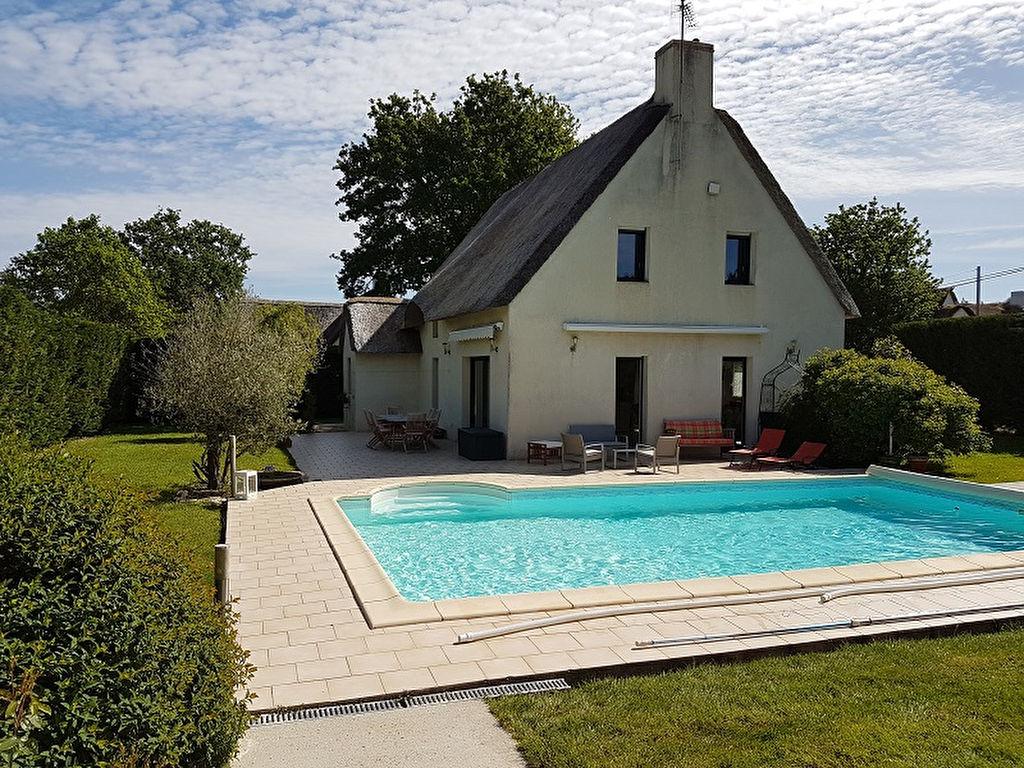 SAINT- LYPHARD (44 410), Chaumière récente, 5 pièce(s) 135 m2
