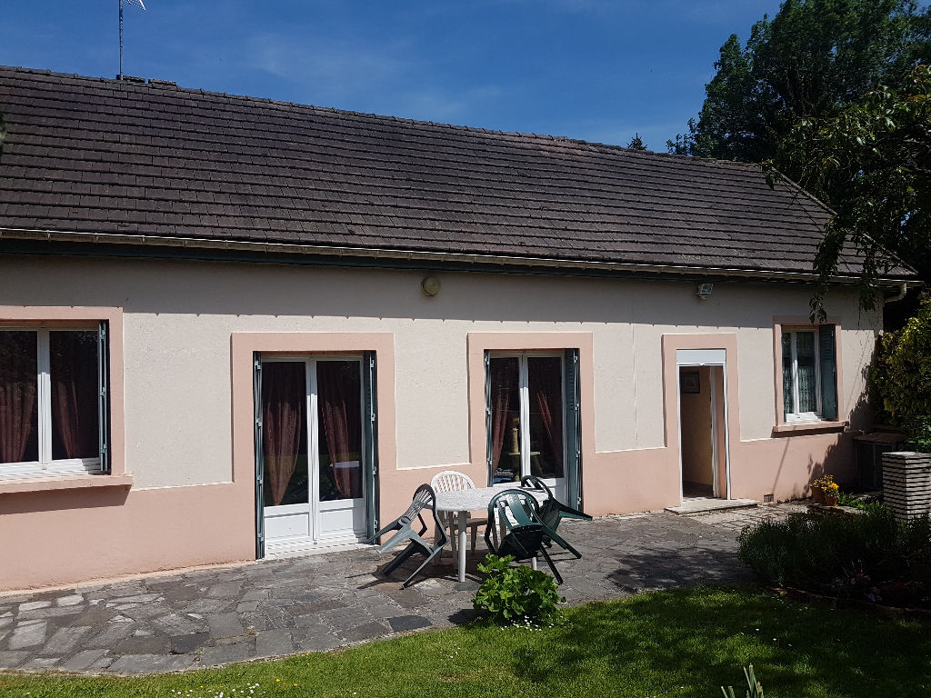 Maison Chaumont En Vexin 4 pièce(s) 90 m2