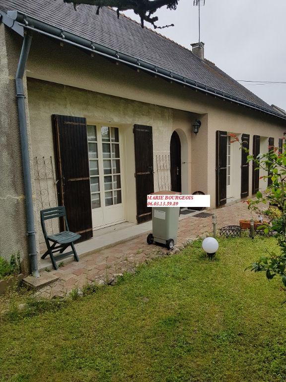 SAUMUR Commune associée Maison  5 pièce(s) 104 m2