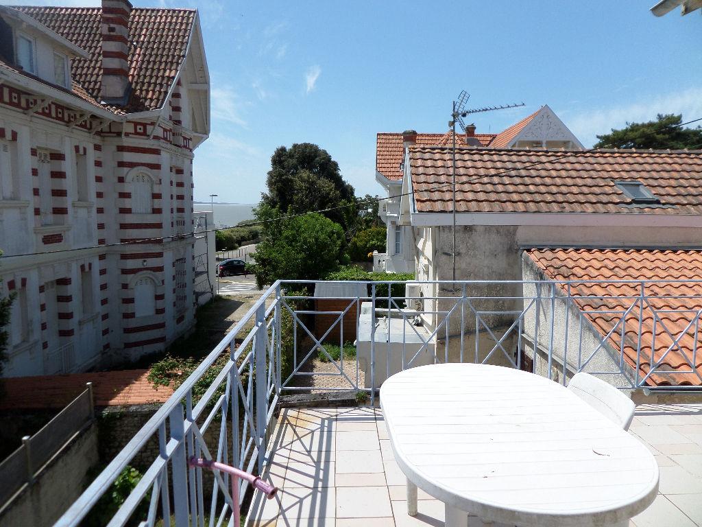 Appartement Vaux Sur Mer 3 pièces vue mer sur terrasse