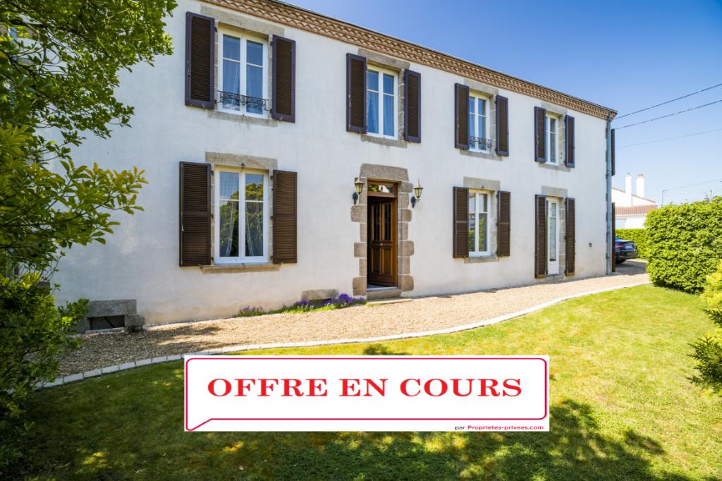 Maison Saint Germain Sur Moine 6 pièce(s) 166 m2