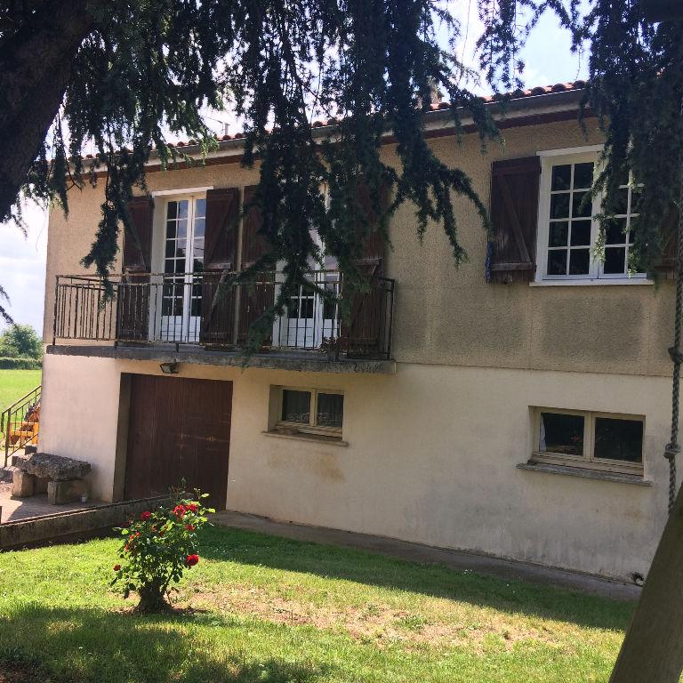 Maison Sainte Eanne 4 pièce(s) 82 m2