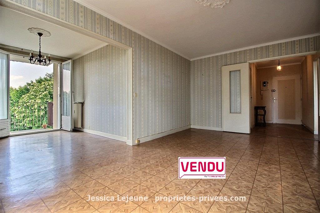Appartement 3 chambres à rénover