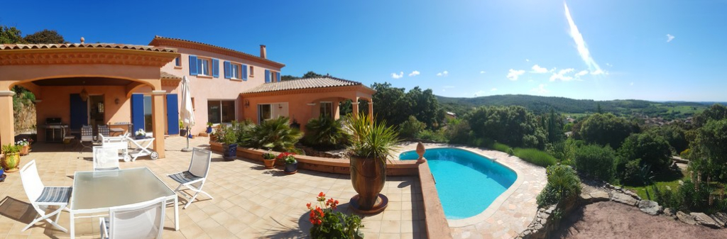 splendide villa T7 , vue imprenable