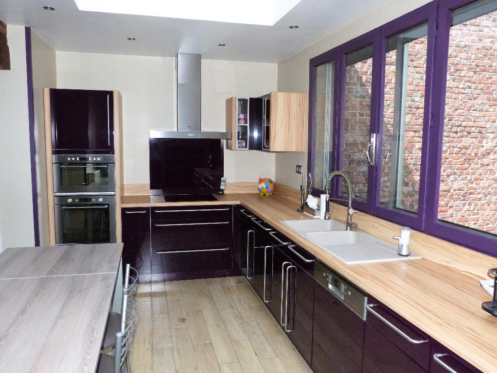Dép. 59 RONCQ Magnifique Maison Bourgeoise  7 pièce(s) 170 m2